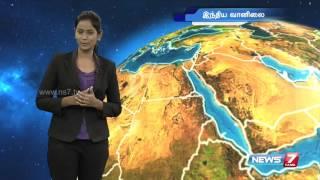 Weather Forecast | 23.04.2016 | News7 Tamil