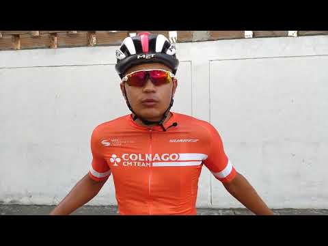 Juan Pablo Restrepo - Ciclista
