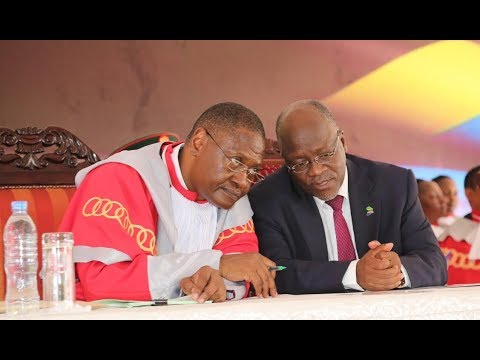 TBC1: Jaji Mkuu Awaonya Viongozi Wenye Viherehere