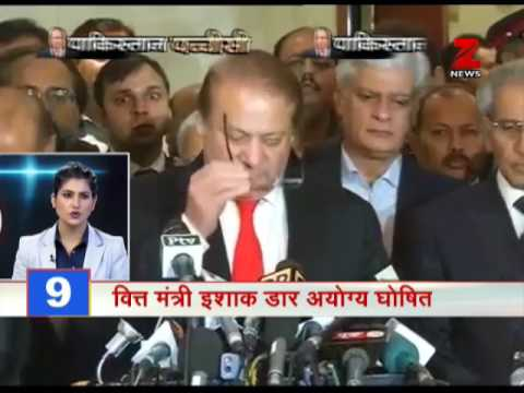 Nawaz Sharif found guilty in Panama Papers case
