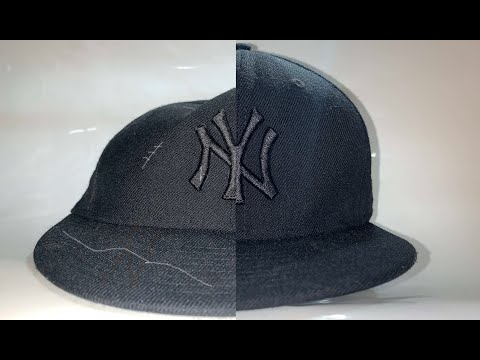 The Best and Easiest Way to Clean a Baseball Cap
