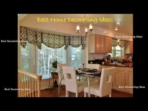 Design kitchen window curtains | Decor & Decorating Ideas for Amazing Modern Kitchen - Pic