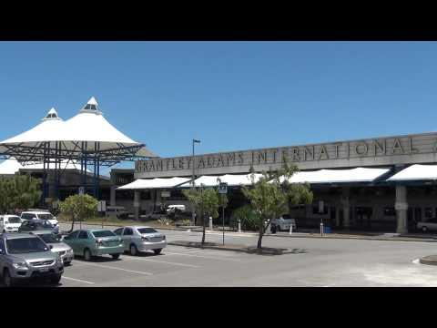 Barbados Grantley Adams International Airport