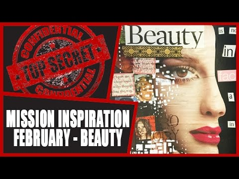 Art Journal Page - Mission Inspiration - Beauty - YouTube