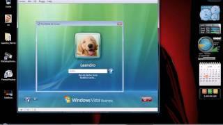 Burlar LOGON do Windows Vista - entrar sem SENHA no VISTA - www.professorramos.com