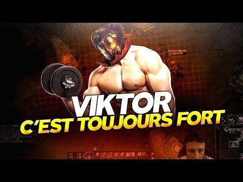 VIKTOR C'EST TOUJOURS FORT