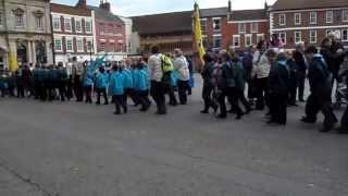 Newark-On-Trent Annual St George