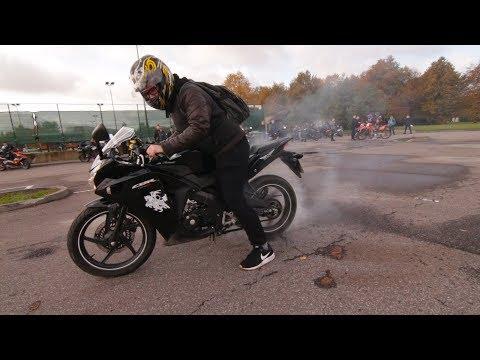 Panevėžio Motomanų Sezono Uždarymas 2017
