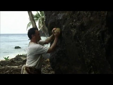 Cast Away Coconut Scene