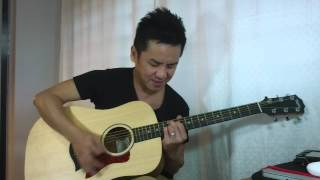 Taylor Big Baby 2012 NEW Model Guitar Review in Singapore