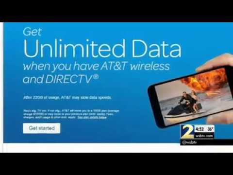 Cell phone company offering unlimited data plans for a steal