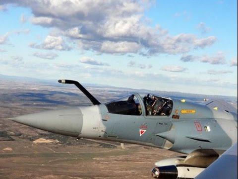 Mirage 2000-5 Mk2 Η απόλυτη αεροπορική υπεροχή πάνω από το Αιγαίο