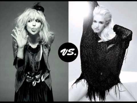 Gwen Stefani VS. Courtney Love