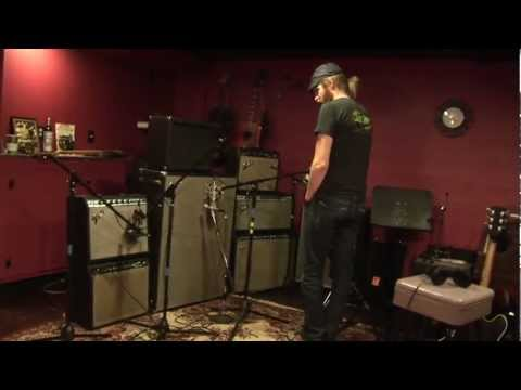 "Scott Pemberton ""Making the album Sugar Mama"" 2012"