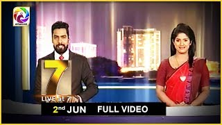 Live at 7 News – 2019.06.02 Thumbnail