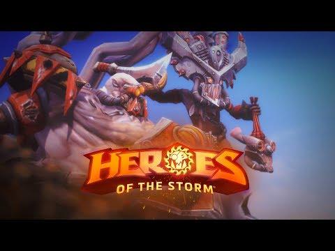 Heroes of the Storm: Хромированные рейдеры
