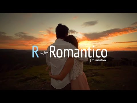 R is for 'Romantico': Baci Perugina's Italian Dictionary of Love and Affection