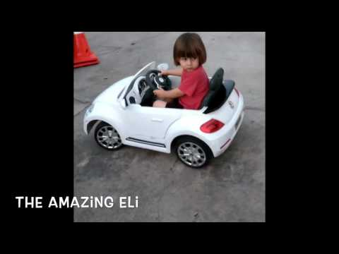 Rollplay VW Beetle 6-Volt Battery-Powered Ride-On | Power Wheels |