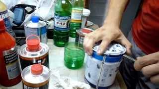 Ваз 2109: Как покрасить автомобиль своими руками
