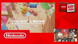 Super Mario Odyssey gameplay - gamescom 2017 (Nintendo Switch)
