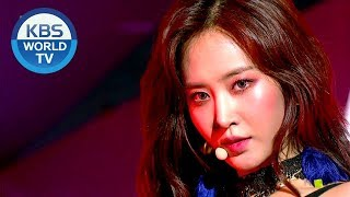 Yuri - Into You | 유리 - 빠져가 [Music Bank Hot Debut / 2018.10.05]