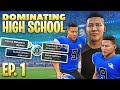 ASIAN CAM RETURNS IN HIGH SCHOOL!? Madden 21 Face Of Franchise Ep.1