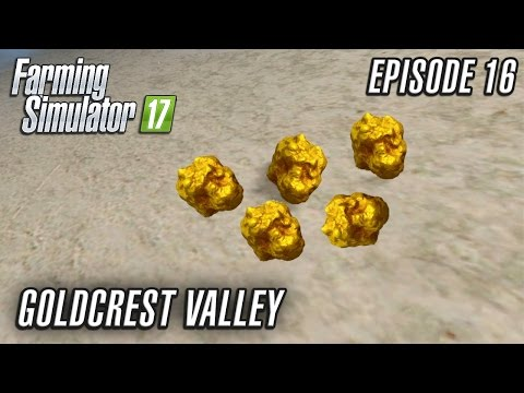 Let's Play Farming Simulator 2017 | Goldcrest Valley | Episode 16