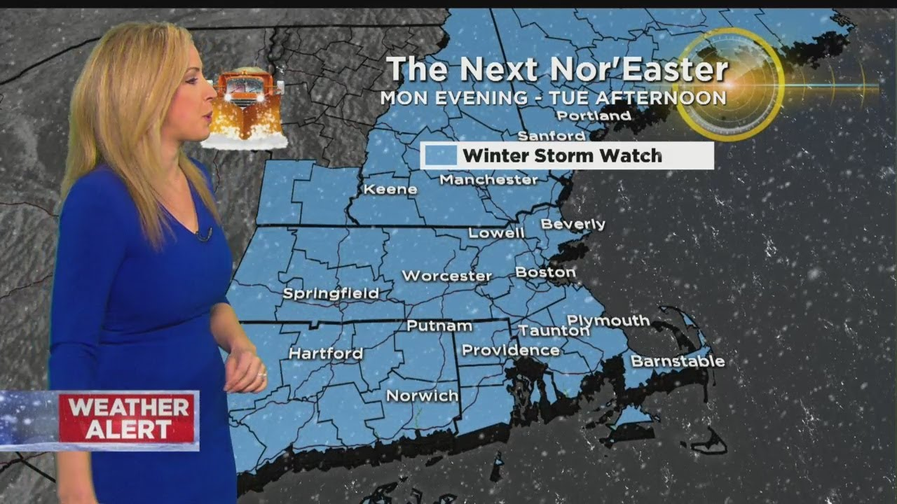 WBZ Evening Forecast For March 11