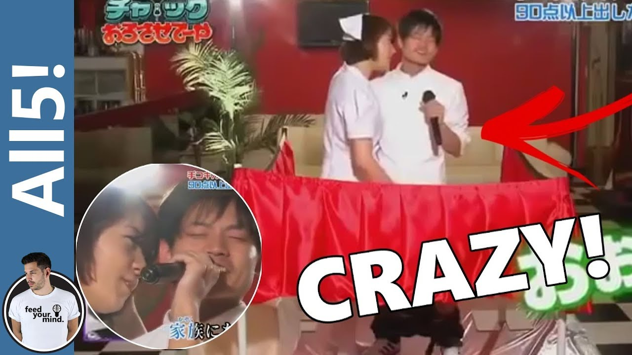 Craziest Japanese Game Shows