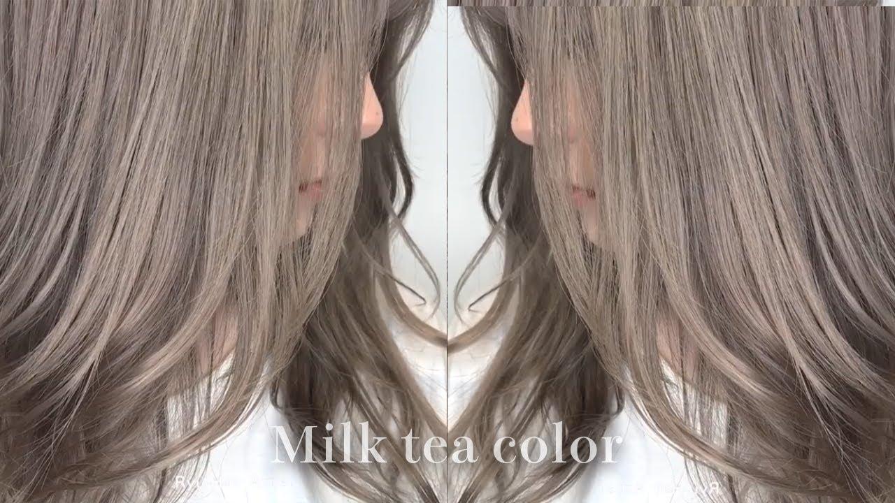 ティー カラー ミルク