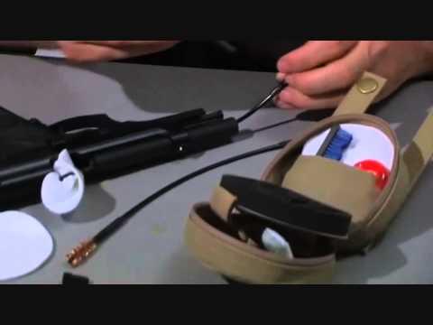 Nettoyage d 39 une arme miltaire avec les produits otis for Nettoyage d une plancha