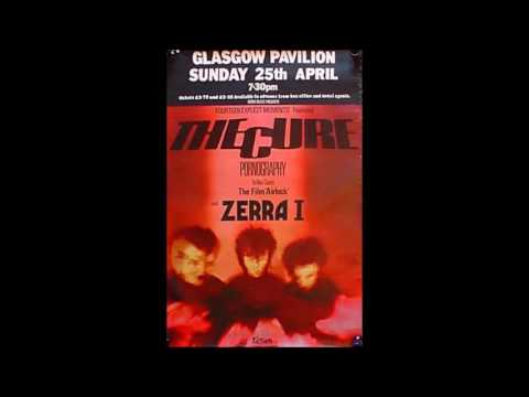 The cure Glasgow 1982