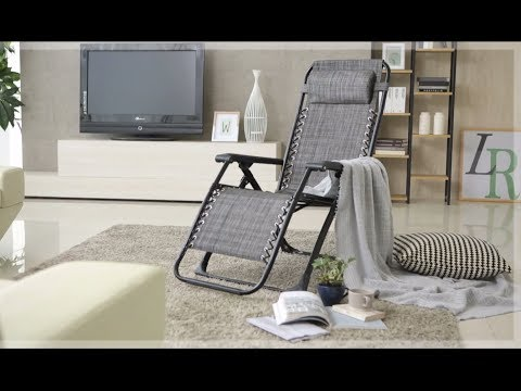 【Full Version】Kloken Zero Gravity Chair เก้าอี้ปรับเอนนอน