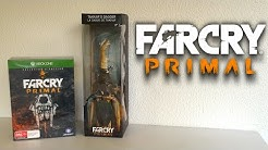 Far Cry Primal - Collector's Edition Unboxing! (Far Cry Primal Unboxing)