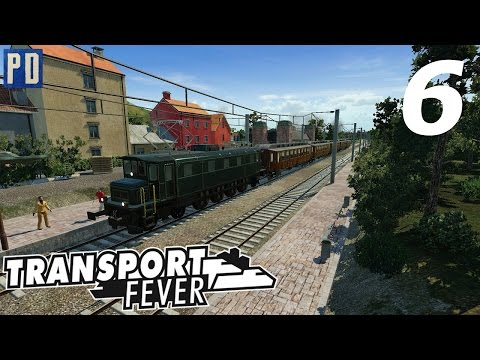 PDZ03 Basel - London #6 «» Transport Fever | HD | 60Fps