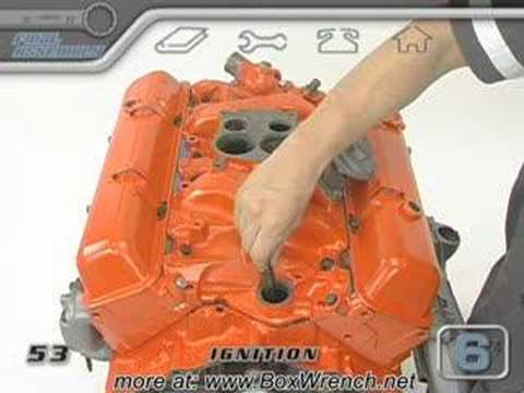 How to Install Distributor Video-Engine Building Repair DVD - YouTube