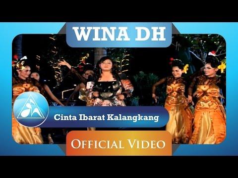 WINA D'HEBRING - Cinta Ibarat Kalangkang ( Clip)