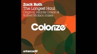 zack roth the longest haul robert nickson s rnx remix