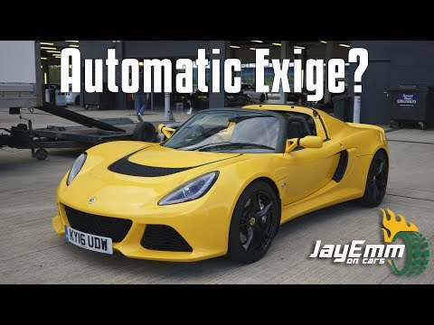 Lotus Exige Roadster Auto Review