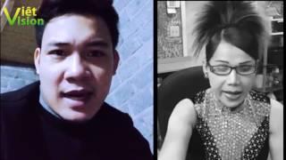 Thanh niên Lào Cai chửi phản động Lisa Phạm