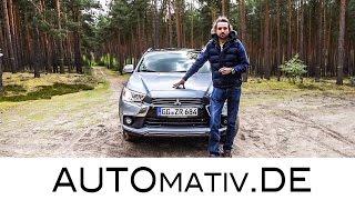 видео Mitsubishi ASX (Мицубиси ASX) в Волгограде