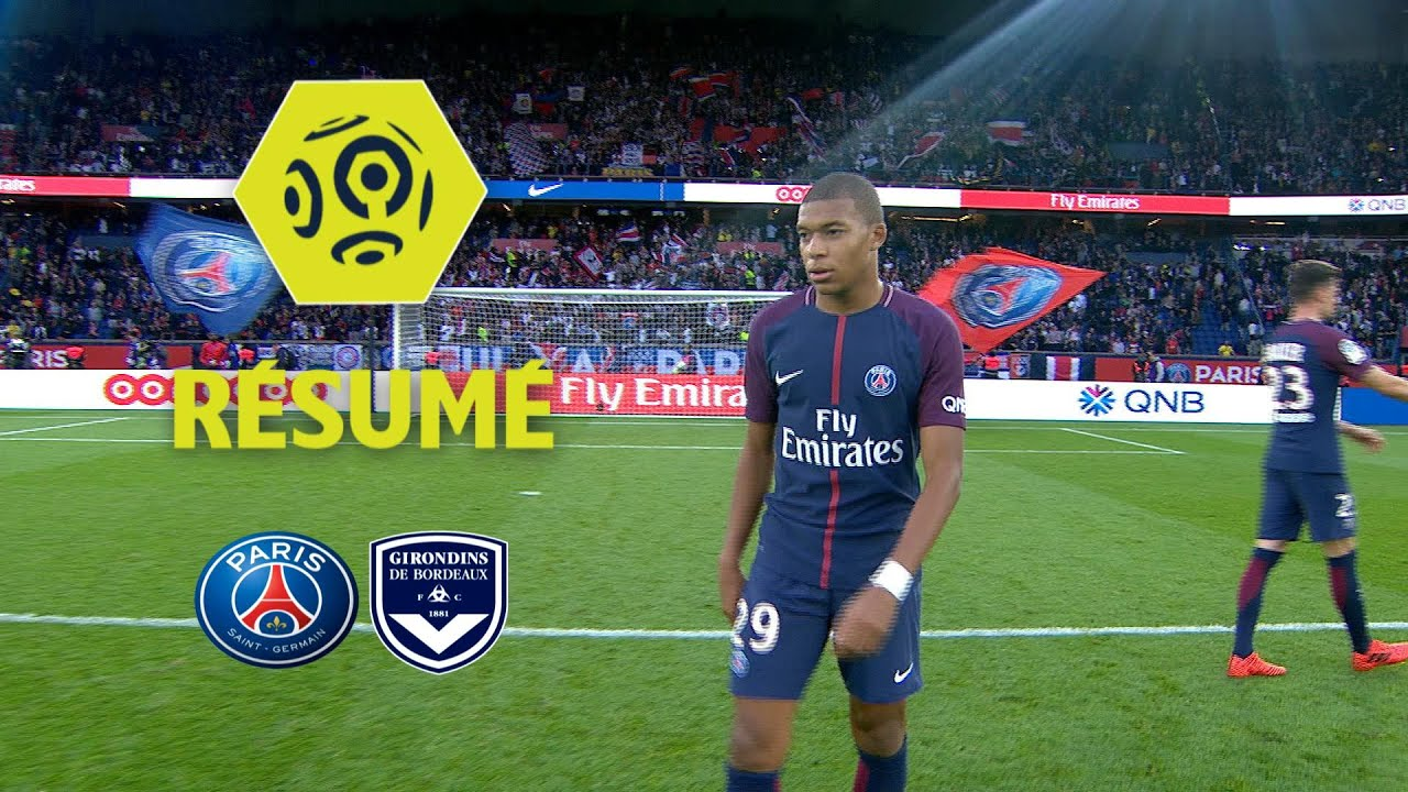 Resume bordeau psg