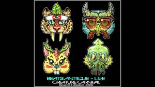 Creature Carnival Live (Continuous Mix)