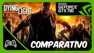 Dying Light Gameplay GTX 750 Teste Windows 8.1 vs Windows 10 #43