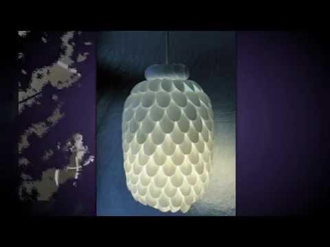 как сделать светильник своими руками в домашних условиях