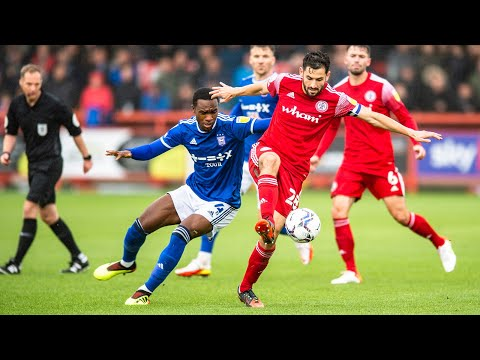 Accrington Ipswich Goals And Highlights