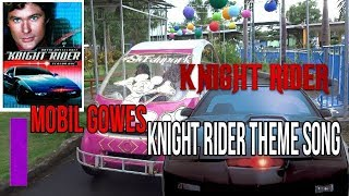 Toy Cars For Kids | Knight Rider Theme Song