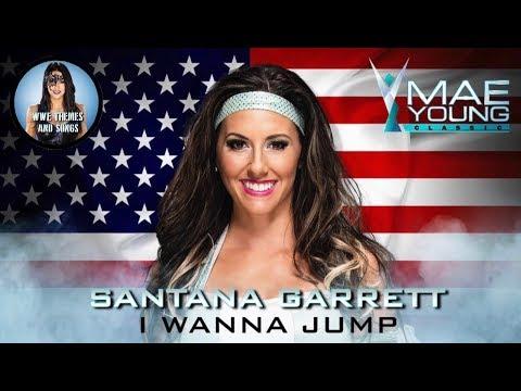 Santana Garrett - I Wanna Jump (Official WWE MYC Theme) [FIRST ON YOUTUBE]
