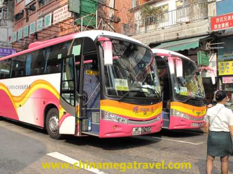 Many Forms Of China Tourist Transportation