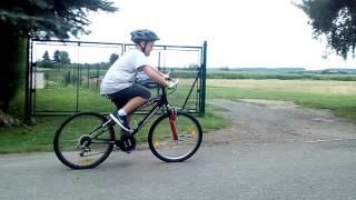 Triky na kole